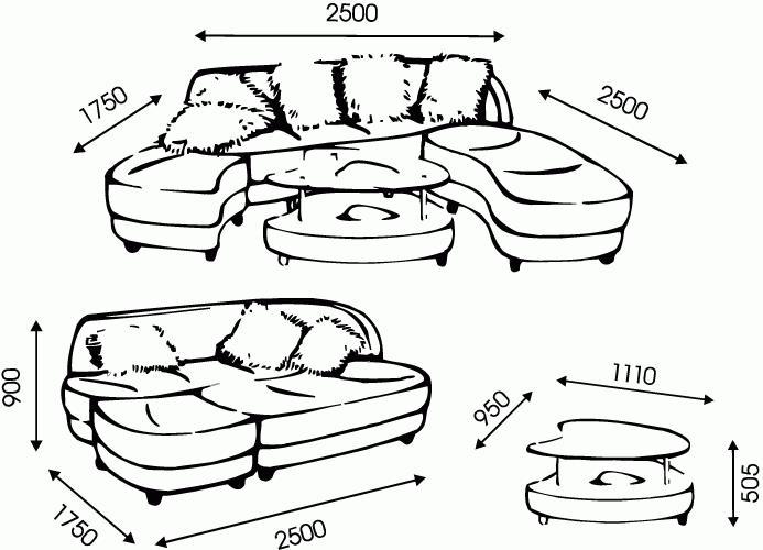 собираемая мебель рамир